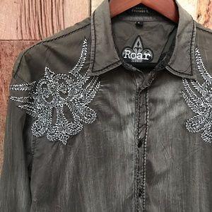 Roar LS Shirt L